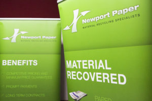 Newport Recycling Recycling at LARAC